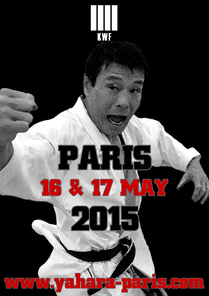 OPEN KWF PARIS MASTERCAMP 2015